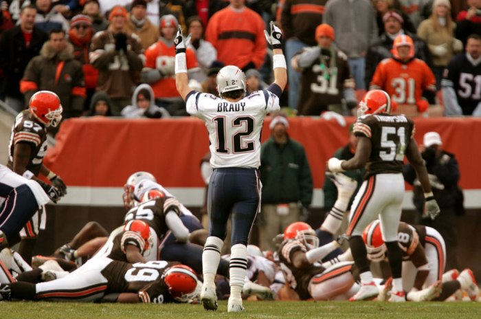 Pats vs. Browns Matchup @nepatsgirl87