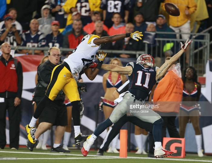 Week 7 @Patriots Pre-Cap– Pats v Steelers by @ThomasFaiella