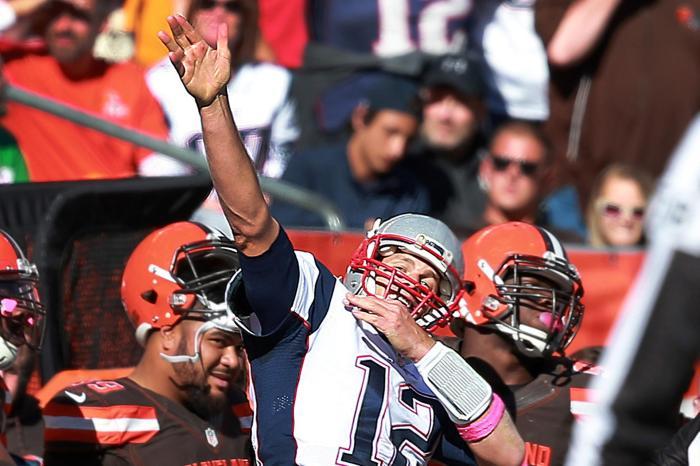Brady Feels Good at 39@nepatsgirl87